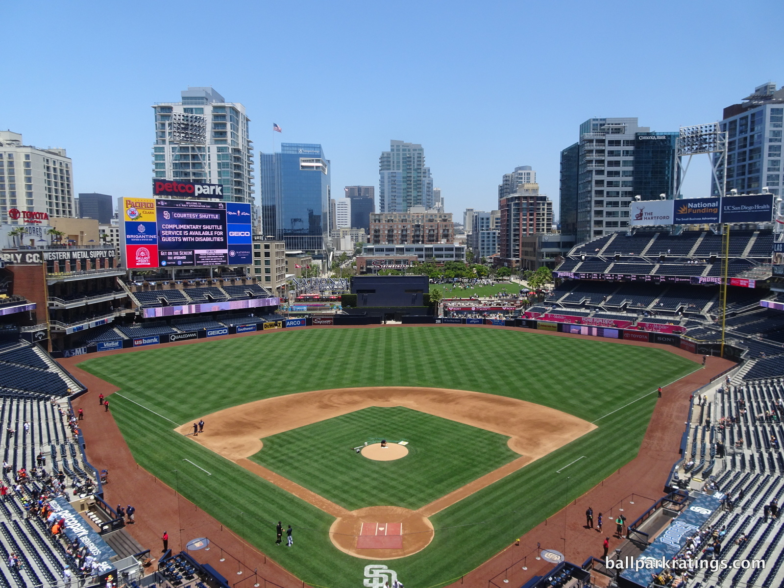 Petco Park Best Park in Baseball