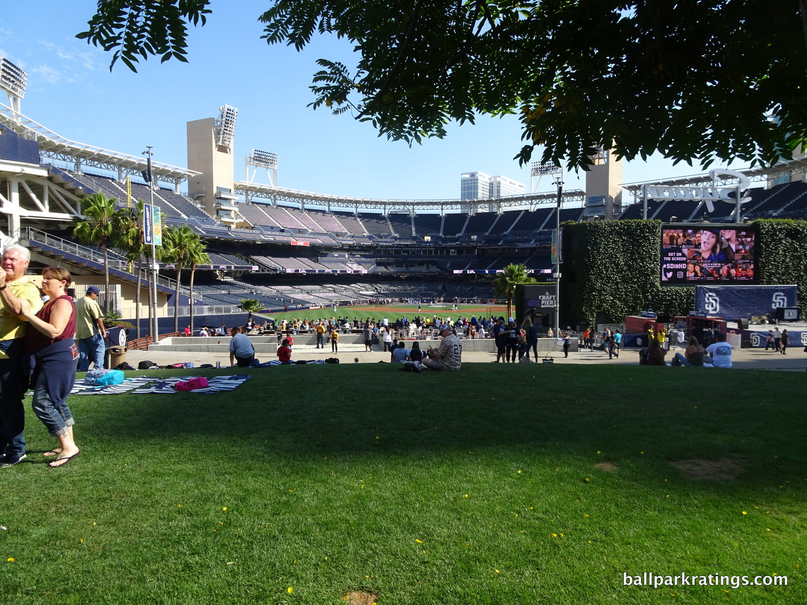 "Petco Park ""Park in the Park"""