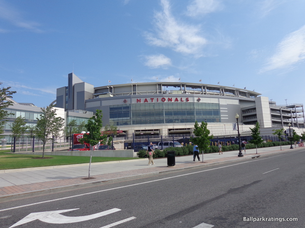 Nationals Park exterior