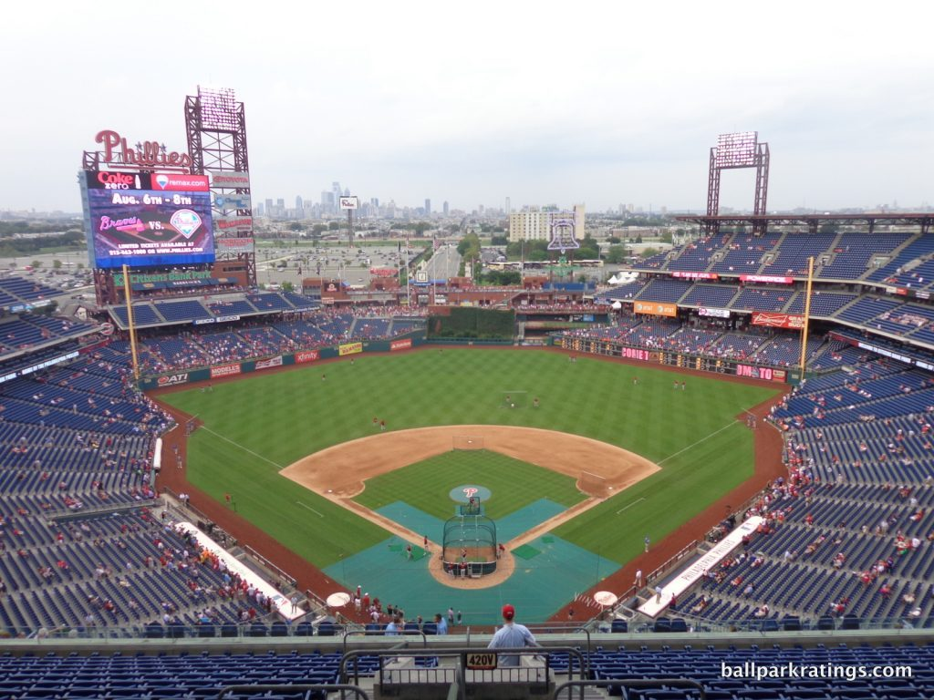 Citizens Bank Park video