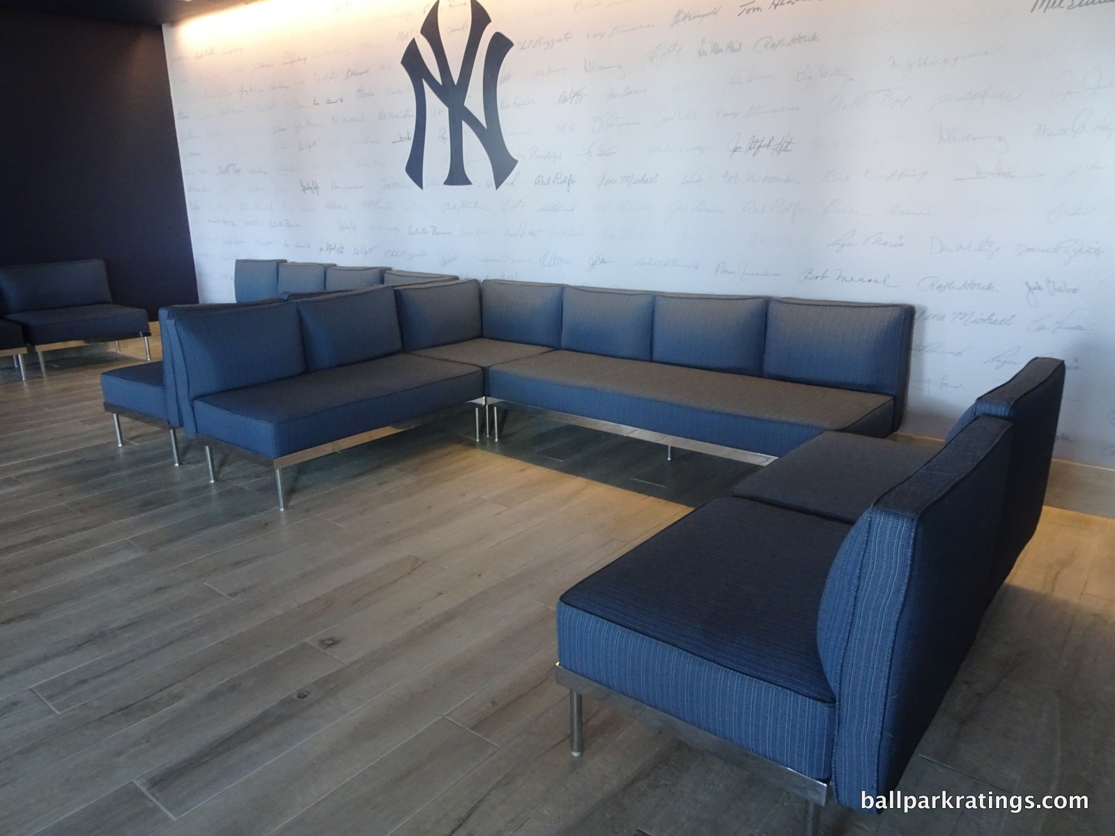 Steinbrenner Field bar club