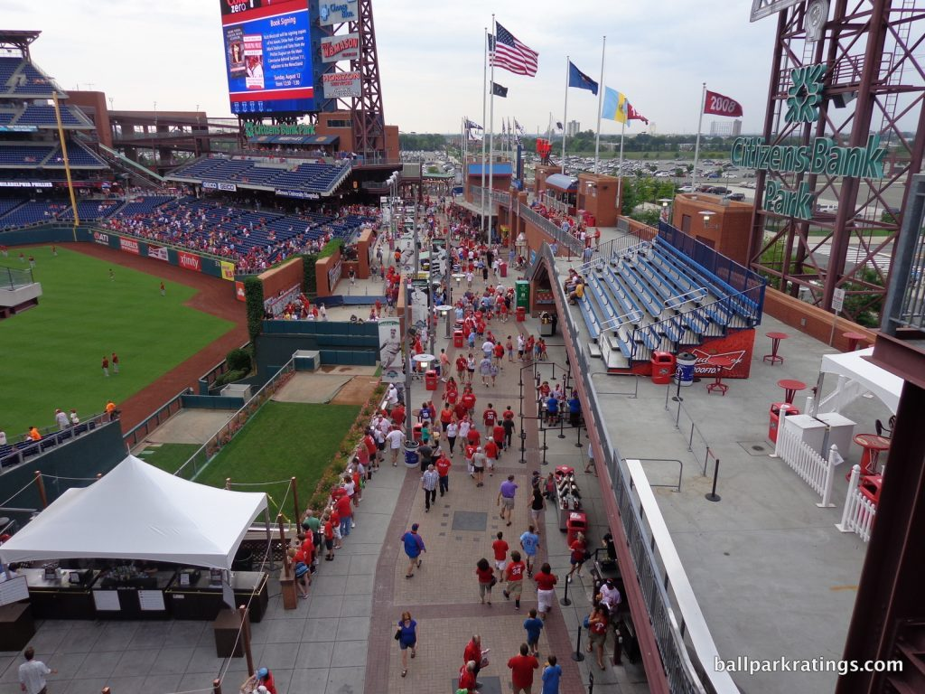Citizens Bank Park Ashburn Alley