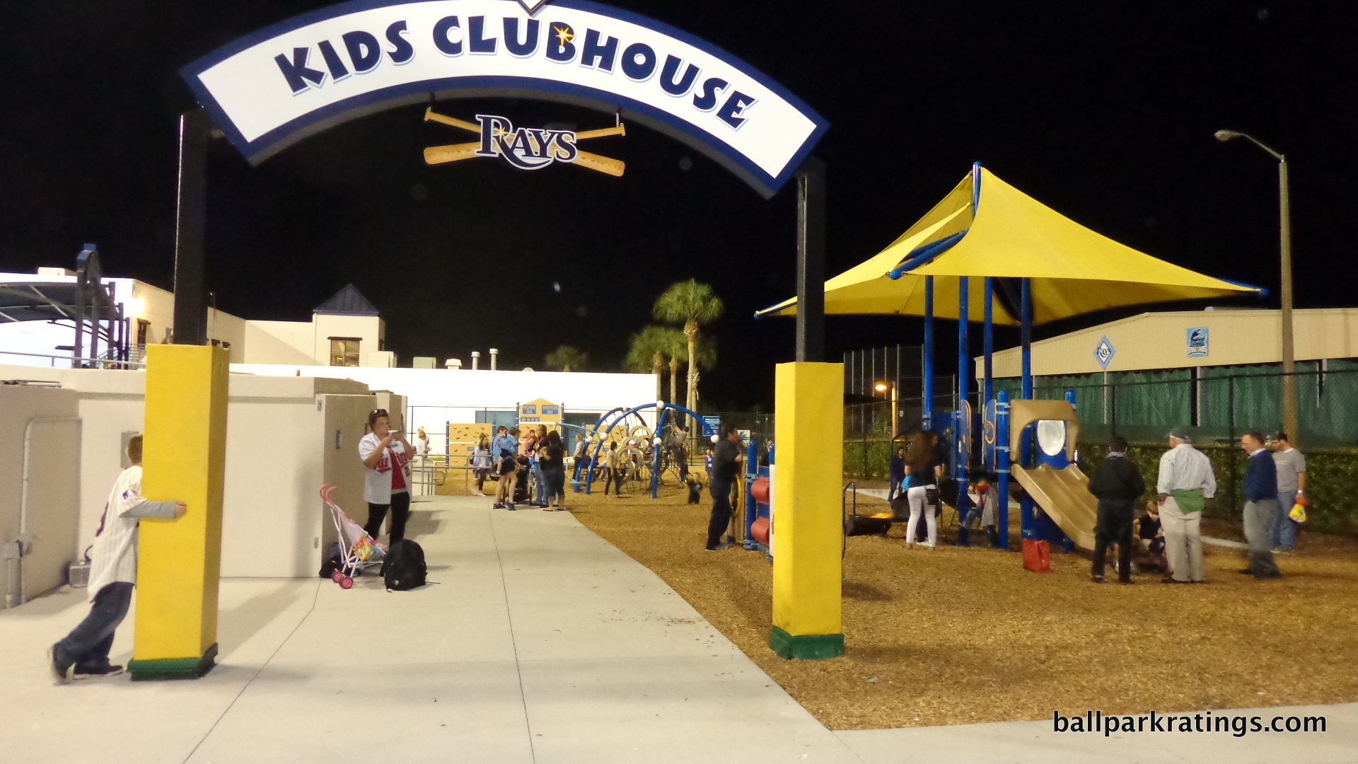 Charlotte Sports Park Kids Clubhouse