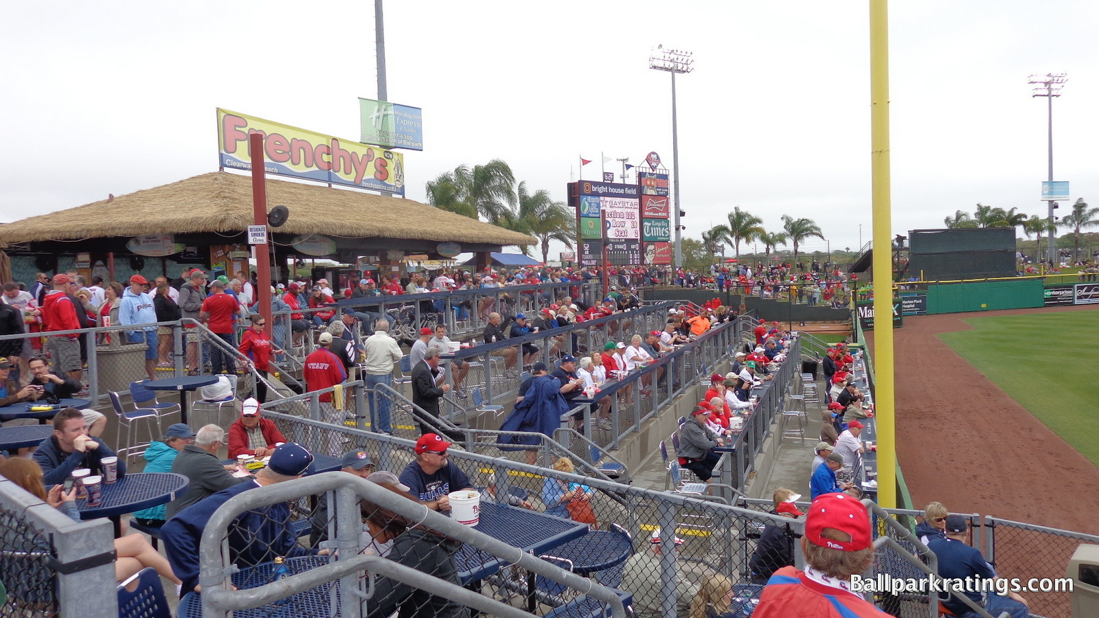 Frenchy's Tiki Bar Phillies Spring Training