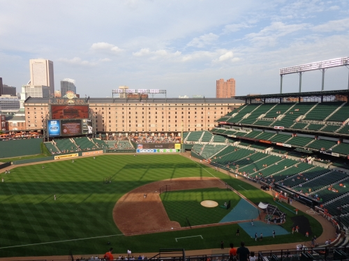 Camden Yards B&O Warehouse