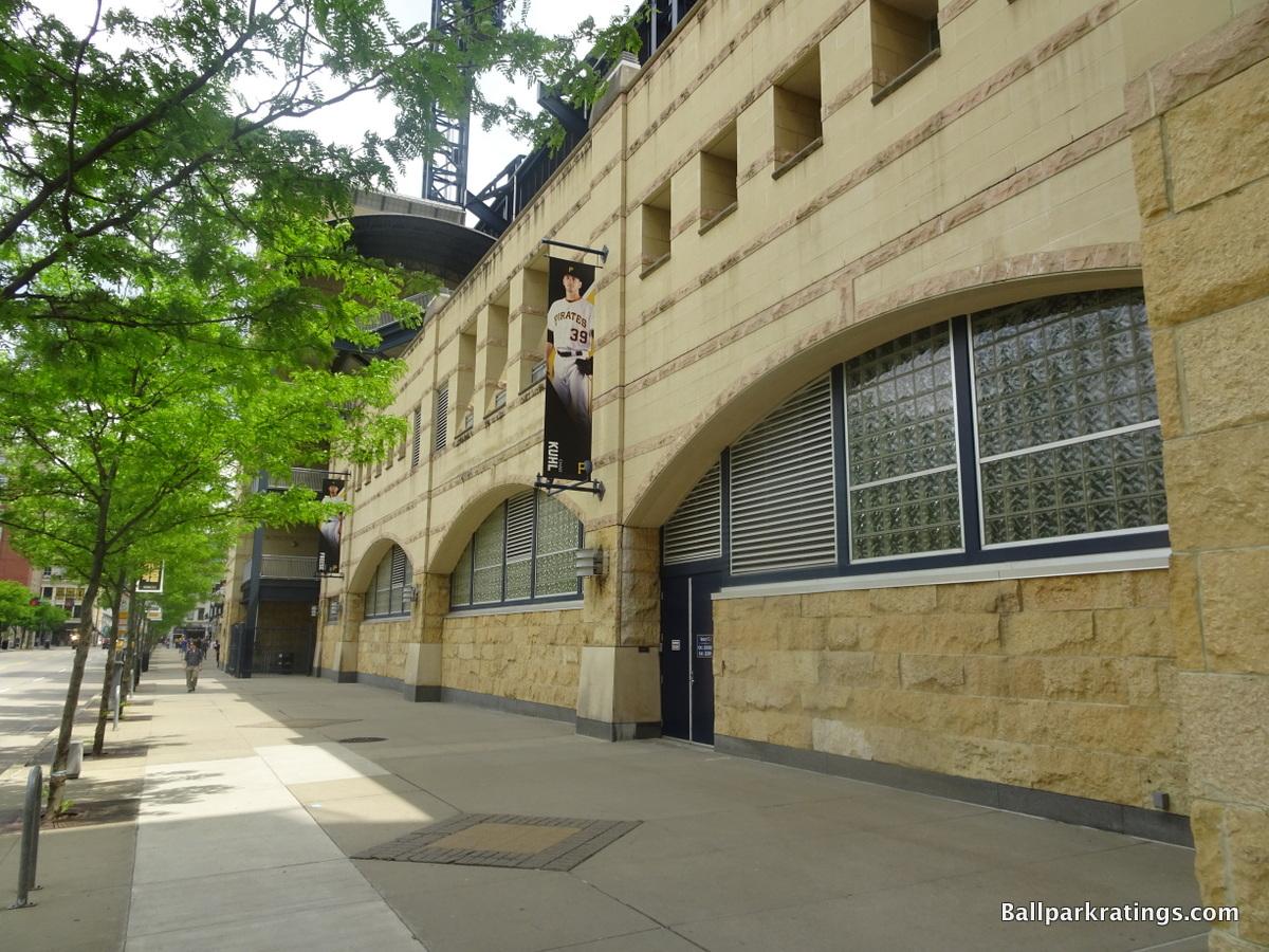 PNC Park architecture