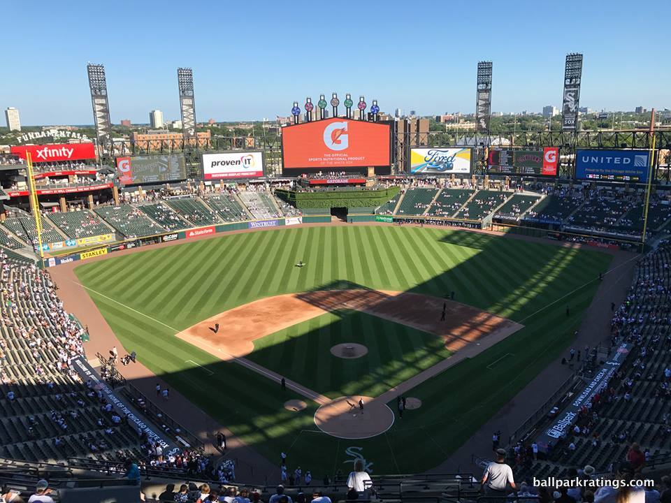 Guaranteed Rate Field view