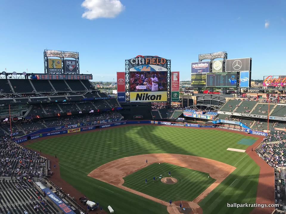 Citi Field view