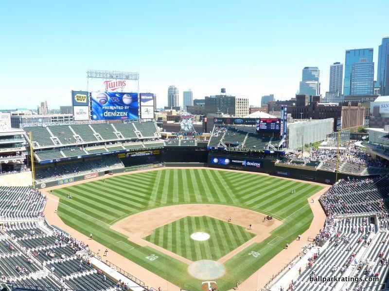 Target Field view