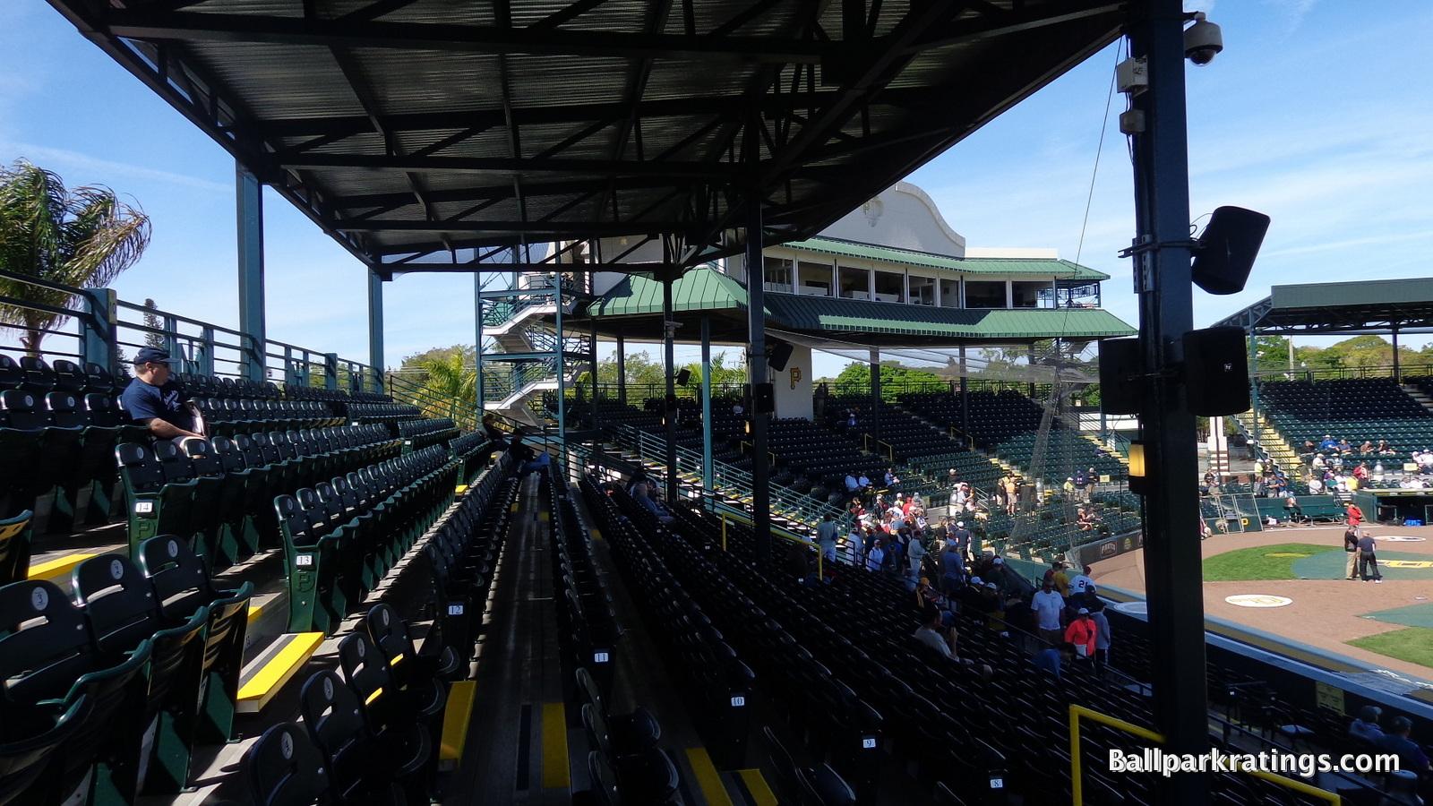 LECOM Park Pittsburgh Pirates