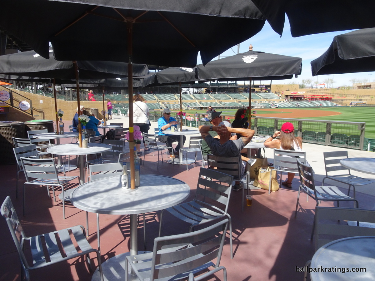Salt River Fields at Talking Stick Salty Señorita